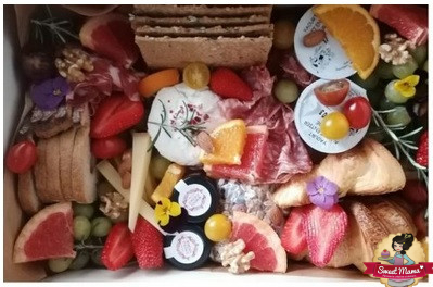 "Brunch Box ""Semblancéenne"""