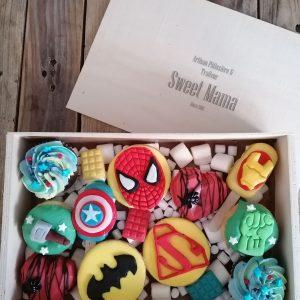 Box Super Héros